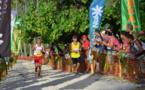Marathon de Moorea : Georges Richmond et Sophie Gardon s'imposent