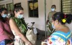 Mareva Georges joue les mère Noël pour 350 familles de Tahiti et Moorea