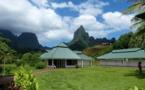 Un centre d'hébergement international pour le Criobe