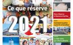 TAHITI INFOS N°1811 du 04 janvier 2021