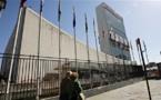 """ONU : Le terme """"réinscription"""" disparait du projet de résolution"""