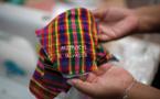 Face au variant britannique, le port de certains masques en tissu déconseillé