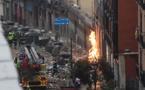 Deux morts dans une explosion apparemment due au gaz à Madrid