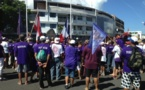 Porinetia Ora mobilise 500 marcheurs à Papeete (officiel)