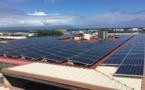 Nouveau record de production d'énergies renouvelables à Tahiti