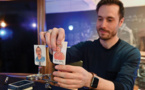 En pleine pandémie, le magicien québécois Luc Langevin s'invite dans votre salon