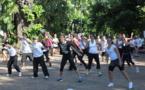 Fitness : Ca bouge au parc Bougainville !