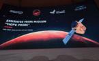 Les yeux des Emirats rivés sur la manoeuvre délicate de leur sonde près de Mars
