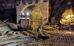 Inde: un forage pour tenter de sauver une trentaine d'hommes piégés dans un tunnel