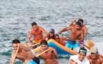SUP : Du fun et de l'effort pour la Mataiea Iron Sup Challenge