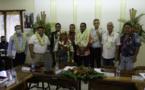 Tearii Alpha élu président de la Comcom Terehēamanu