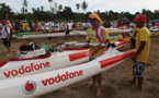 Marathon Va'a Polynésie 1ère : Shell Va'a-Vodafone remporte le TOP 20
