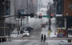 Une vague de froid polaire balaie les Etats-Unis