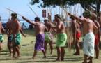 Deuxième journée du Championnat de Tahiti  des sports traditionnels 2013 le samedi 13 avril