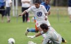 FTF : L'AS Dragon s'incline 1 à 0 face à Waitakere United