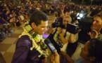 Porinetia Ora rassemble près de 3 000 militants à la Présidence Broche