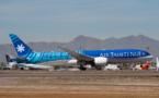 Un Dreamliner d'ATN mis en sommeil dans le désert d'Arizona