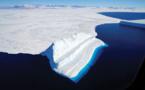 Climat: un immense iceberg se détache de l'Antarctique, à proximité d'une station britannique