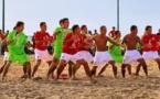 Beachsoccer: Tahiti prêt pour son grand défi