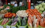 Moins de pesticides dans les fruits et légumes locaux que dans ceux d'importation