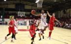 Basket : Tahiti s'incline 64 à 101 face à l'équipe US mais le bilan est positif