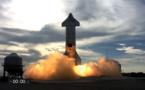 SpaceX: un prototype de la fusée Starship explose quelques minutes après son atterrissage