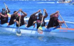 Pirae Va'a avec Steeve Teihotaata s'impose aux championnats de Tahiti