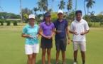 Golf : Rarau Taerea-Pani et Ari de Maeyer graines de champion
