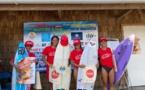 Les jeunes talents de la glisse retrouvent le lycra de compétition