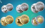 Les nouvelles pièces dévoilées