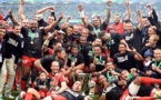 Coupe d'Europe - Toulon au sommet de l'Europe