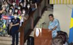 """""""C'est ce ton qu'ils emploient"""": le président des Palaos outré des manières de Pékin"""