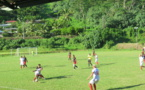 Football : Tohiea confortable leader à Moorea