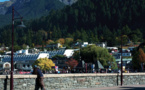 """Pour une ville néo-zélandaise désertée par les touristes, la """"bulle"""" est une aubaine"""