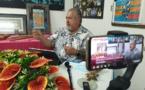 Moetai Brotherson défend une proposition de loi sur le nucléaire