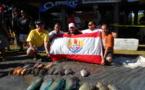 Pêche sous marine: La sélection tahitienne à Gladstone – Queensland en Australie pour les Océania 2013