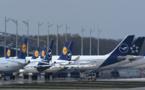 Lufthansa déploie l'effet peau de requin pour rendre ses cargos moins polluants