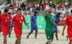 Les Tiki Toa qualifiés pour la Coupe du monde de beach soccer en Russie