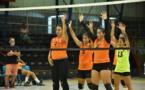 Les joueuses de Pirae sacrées as du volley