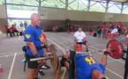 Les gros bras du Paea Powerlifting en force à Moorea