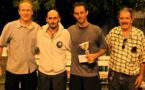 Tennis : Patrice Cotti gagne la finale du Top 12 devant Olivier Fabre