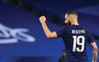 Euro: Les Bleus éteignent les Gallois avec Benzema, remuant mais frustré