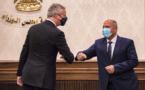 """Paris s'engage sur 3,8 milliards d'euros de projets en Egypte, partenaire """"stratégique"""""""