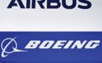 Le ciel s'éclaircit entre l'UE et les Etats-Unis après un accord sur Airbus et Boeing