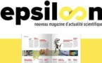 Le magazine Epsiloon se lance avec un arsenal pour défendre son indépendance