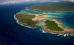 Santo, l'île bleue