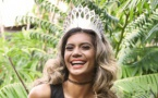 Vaimiti Teiefitu, Miss Tahiti 2015