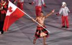 Après le spectacle aux JO, le cinéma pour le porte-drapeau des Tonga ?