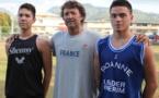 Basket : Hoanui Kashler et Taumai Perez en France sur les traces de Georgy Adams