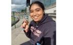 Loveleina Wong Sang en bronze aux championnats de France juniors